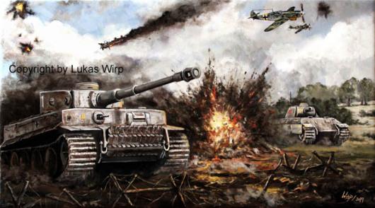 Tiger, Panzer, Panther, Russland, Ostfront, Bilder
