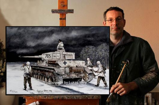 Panzer, Waffen SS, Division,  Russland, Leibstandarte