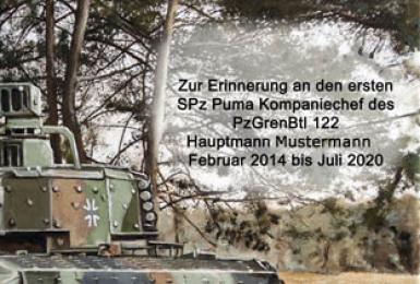 Geschenke, Bundeswehr, Soldaten, Abschiedsgeschenke, Jubiläum
