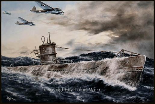 U-Boot, Krieg, England, Nordsee, Torpedo