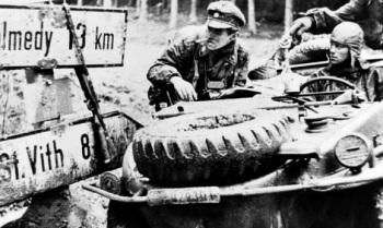 Waffen-SS Division Leibstandarte, Ardennenoffensive
