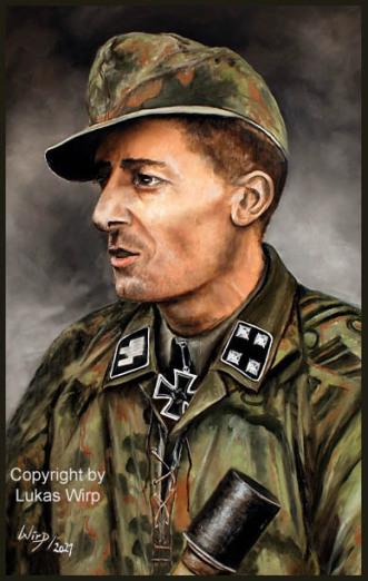 Waffen-SS Panzerdivision Leibstandarte, Joachim Peiper