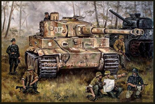 Wacht am Rhein, Ardennenoffensive