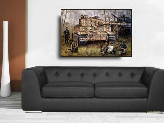 Panzerkampfwagen VI Tiger SdKfz 181