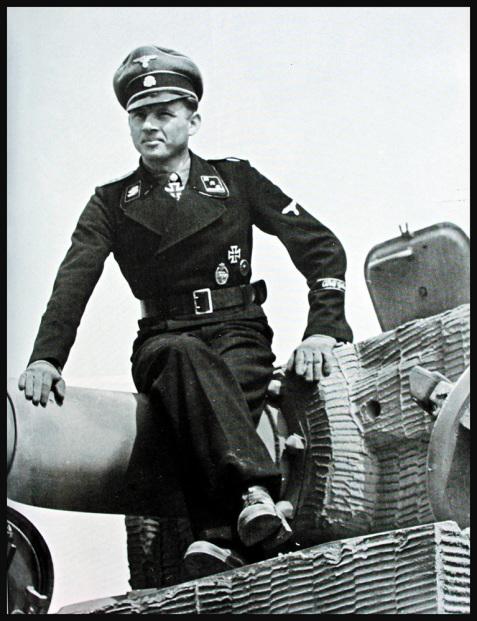 Panzerkommandant Michael Wittmann, Leibstandarte Adolf Hitler