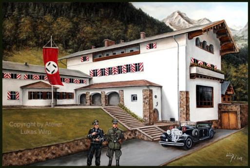 Adolf Hitler, Berghof, Der Führer, Obersalzberg