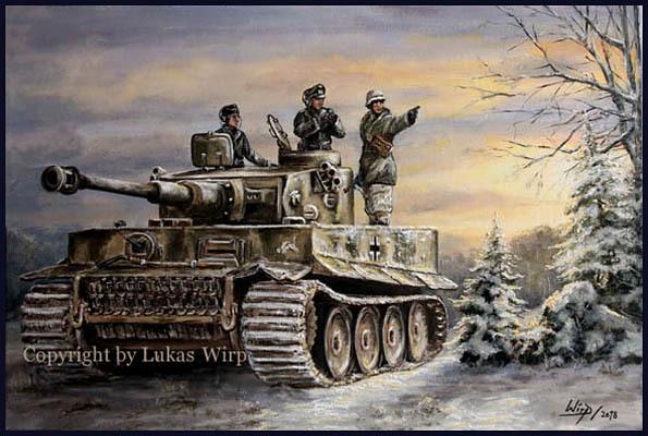 deutsche panzer tiger sturmgesch tz stug iii jagdpanther panther v ostfront landser gem lde. Black Bedroom Furniture Sets. Home Design Ideas